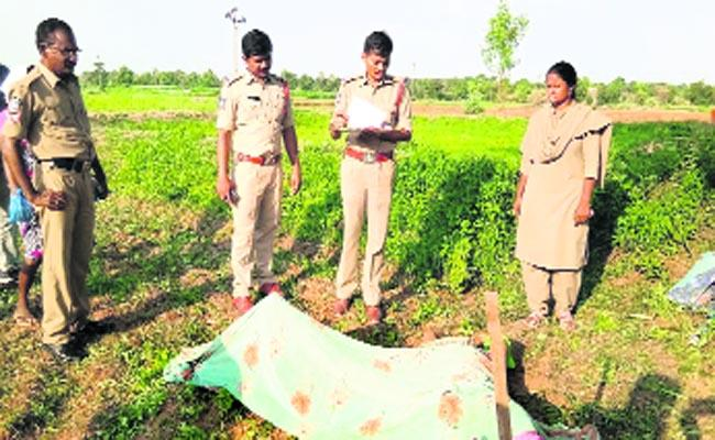Woman Killed in Lakora - Sakshi