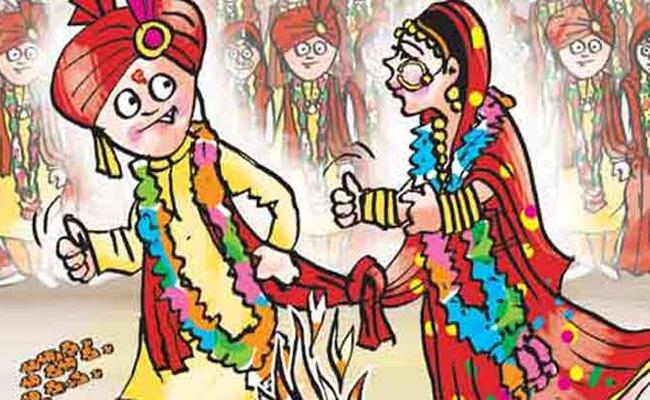 Compliant Filed Against Husband For Lying About His Age Before Marriage - Sakshi