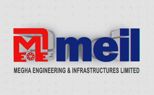 Megha Engineering and Infrastructures Condemns GST raids - Sakshi