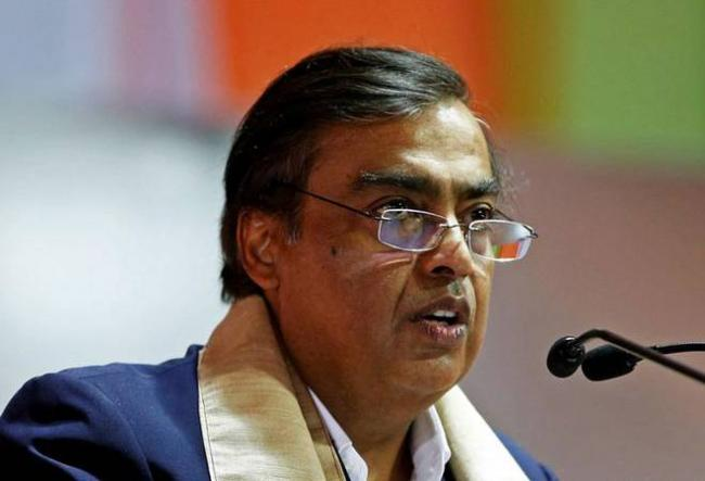 Mukesh Ambani keeps salary capped at Rs 15 cr for 11th yr in a row     - Sakshi