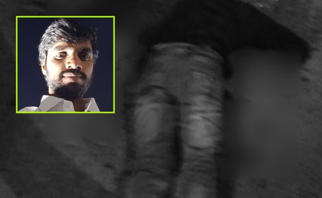 Young Man Brutally Murdered In Nalgonda - Sakshi