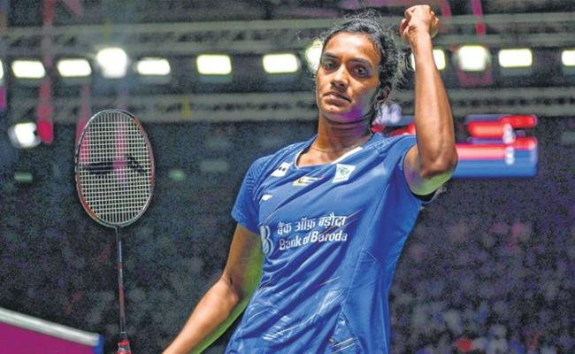 Indonesia Open PV Sindhu Beat Chen Yufei And Enter Final - Sakshi