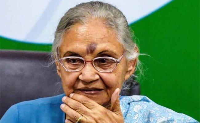 Congress Senior Leaders Sheila Dixit Passed Away - Sakshi