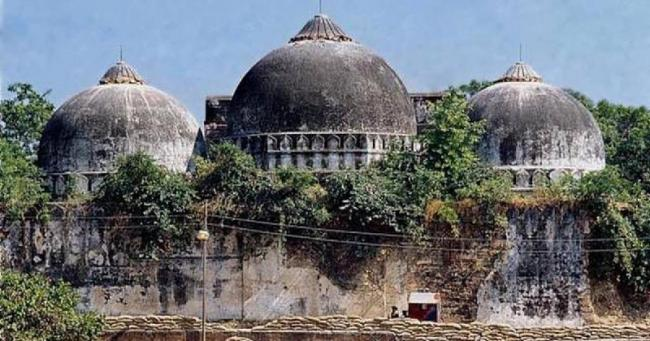 Supreme Court asks judge to deliver Babri verdict in nine months - Sakshi