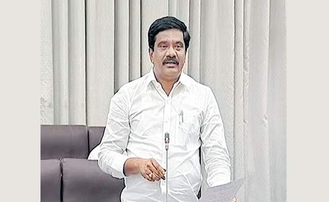 Debt Waiver Will Implement Soon Says Minister Vemula Prashanth Reddy - Sakshi