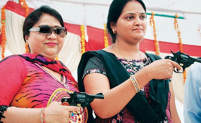 Designed for women Nirbheek revolver has sold 2 500 pieces  - Sakshi