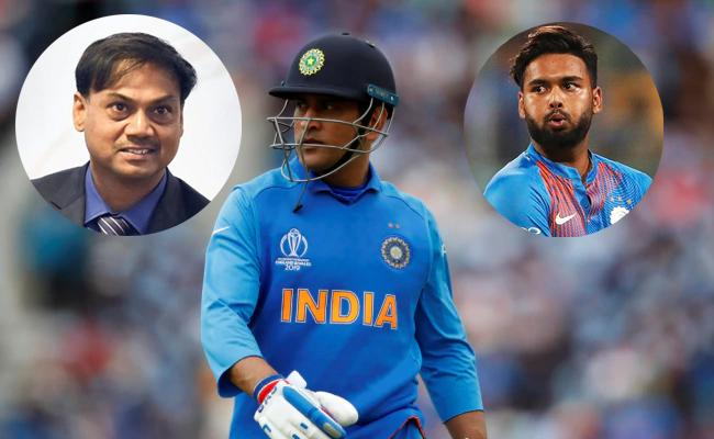 MSK Prasad Says Legendary Player Like MS Dhoni Knows When to Retire - Sakshi
