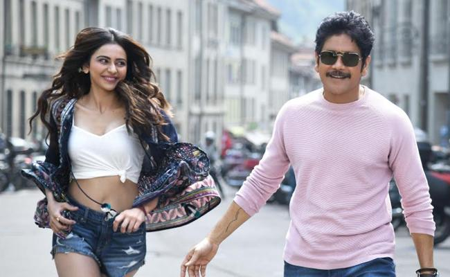 Manmadhudu 2 Trailer is All Set to Launch on July 25th - Sakshi