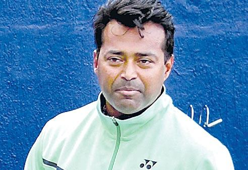 Leander Paes and Marcus Daniell Enter Semi-final of Hall of Fame - Sakshi
