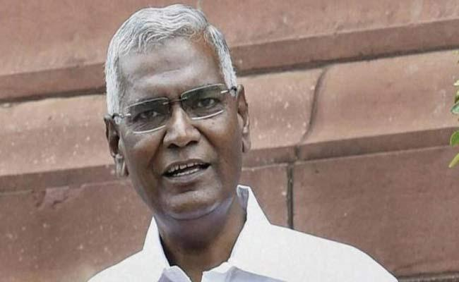 D Raja Appointed CPI General Secretary - Sakshi