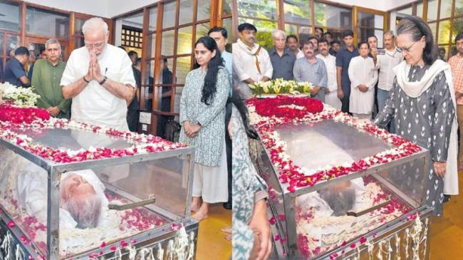 delhi former cm sheila dixit passed away - Sakshi