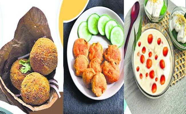 Variety Snacks On Funday - Sakshi