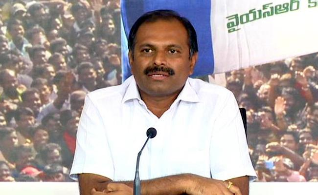 Cheap Whip Gadikota Srikanth Reddy Speaks In Rayachoti - Sakshi