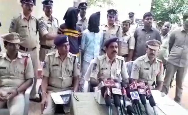 Two Men Arrested For Saddam Killing Case In Nalgonda - Sakshi