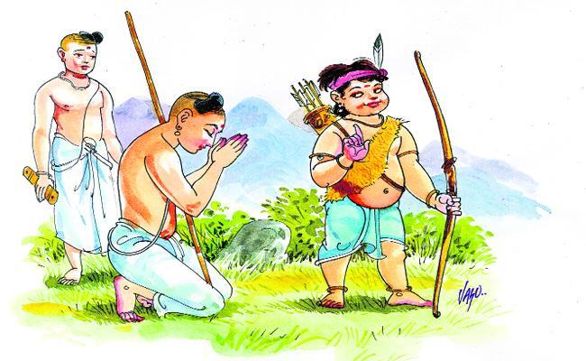 Shankara Vijayam Part 6 - Sakshi