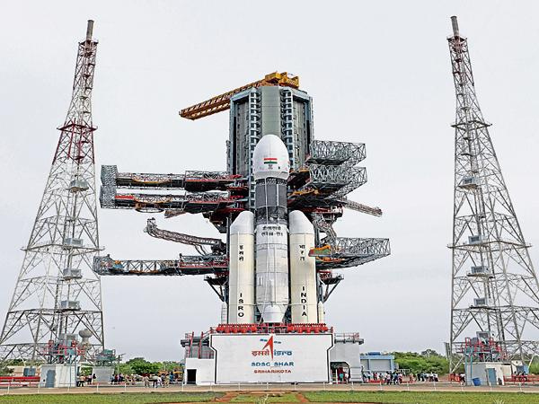 Chandrayaan-2 launch is tomorrow - Sakshi