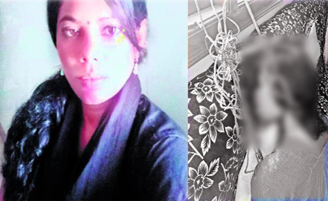 Wife Murder By Husband In Karnataka - Sakshi