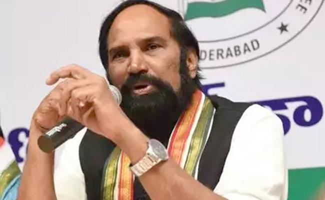 Uttam-Kumar-Reddy Says, Congress Will Won Majority Seats In Muncipal Elections - Sakshi