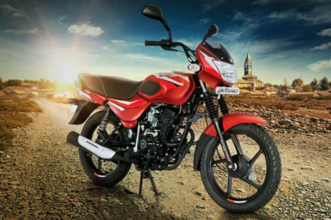 Bajaj Auto launches new CT110 bike price starting at Rs 37997 - Sakshi