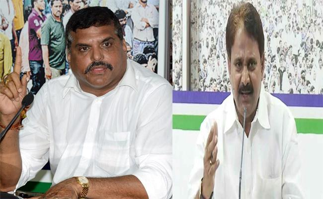 AP YSRCP Ministers Comments On TDP Leaders - Sakshi