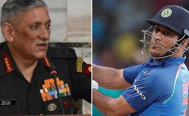 Indian Army responds to Dhonis request of training with Parachute regiment - Sakshi