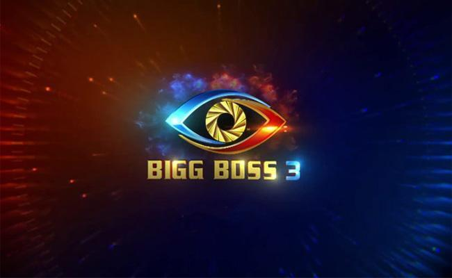 Bigg Boss 3 Telugu First Day In House - Sakshi
