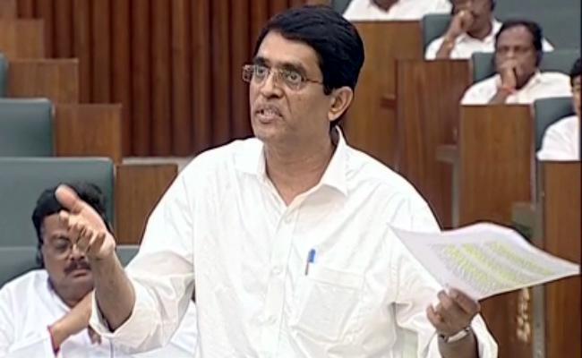 Buggana Rajendranath Reddy Speech On World Bank Fund In Assembly - Sakshi