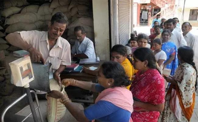 Government Want To Provide Extra Services In Ration Shop In Nirmal - Sakshi