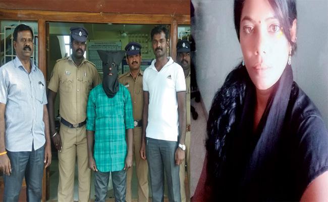 Women Murder Case Revelas Karnataka Police - Sakshi