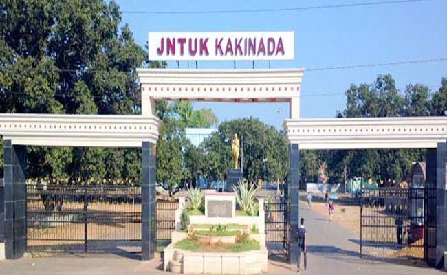 Library Science Issue In JNTUK East Godavari - Sakshi