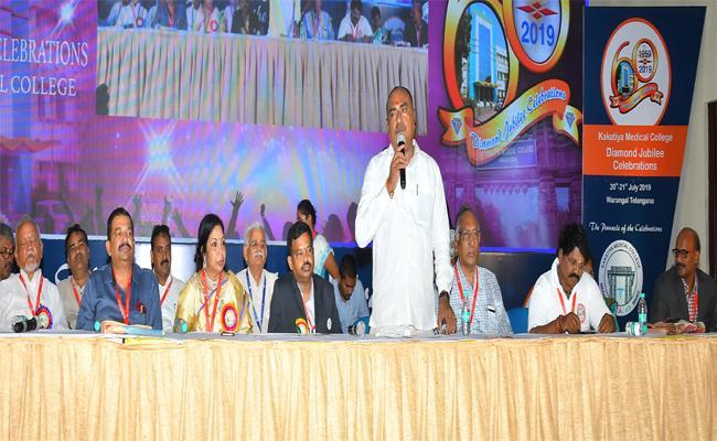 I Want To Become Doctor Says By Erraballi Dayakar Rao In Warangal - Sakshi