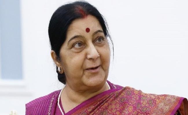 Troll Tells Sushma Swaraj Waiting for Your Death - Sakshi