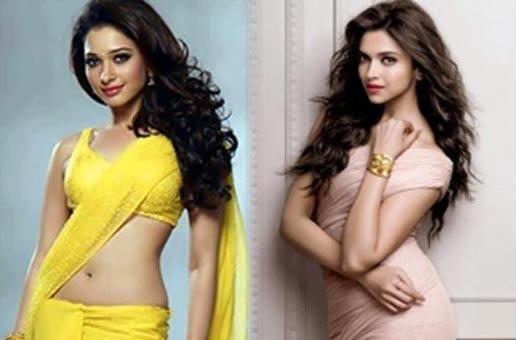 Tamannaah Bhatia says I love Deepika Padukone - Sakshi
