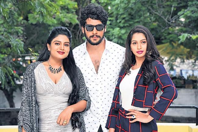 K.S RamaRao Speech At Vaikuntapali Movie Audio Launch - Sakshi