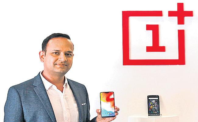 Oneplus Smart Phone Showroom in Hyderabad - Sakshi