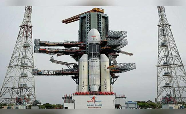 Editorial Article On Chandrayan 2 Successfully Launched - Sakshi