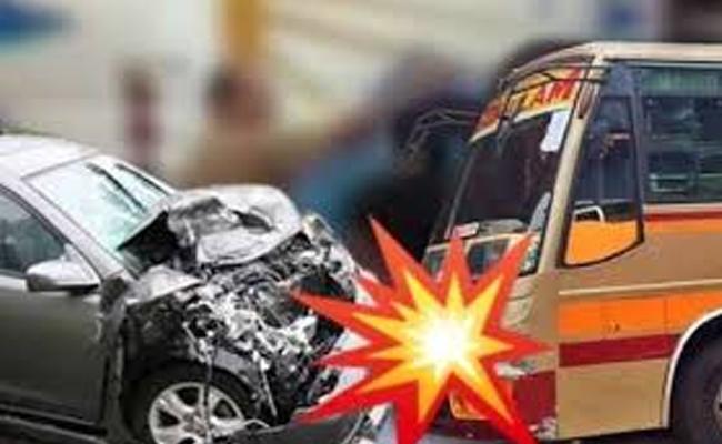 Road Accident At Nagari kanam Metta Chittoor - Sakshi