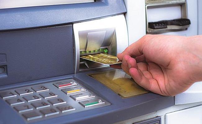 Maharashtra Tops in ATM frauds, Delhi Second - Sakshi