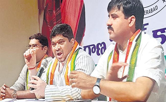 Congress Focuses On Municipal Elections - Sakshi