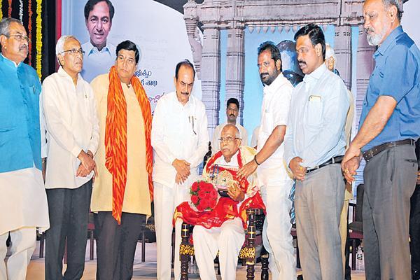 Dasarathi Award for kurella Vittalacharya - Sakshi