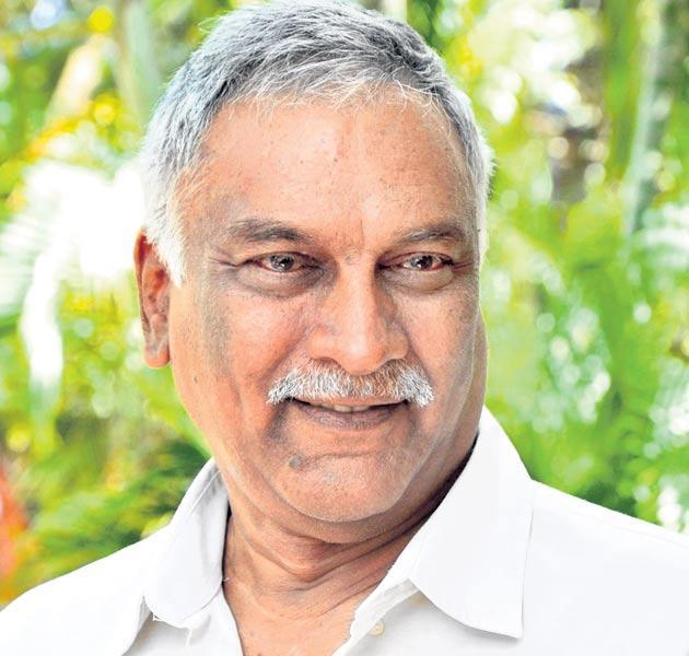 Tammareddy Bharadwaj at Aame Interview - Sakshi
