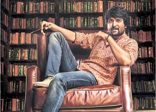 Nani reveals his nickname in Gang Leader - Sakshi