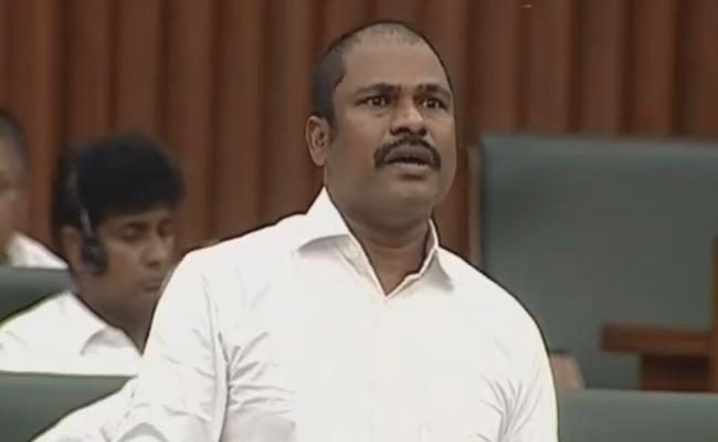 YSRCP MLA Tellam Balaraju Speech In Assembly On SC BC Bill - Sakshi