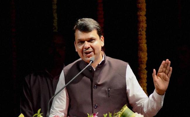 Woman Sends Rs 101 Gift To Maharashtra CM Devendra Fadnavis - Sakshi