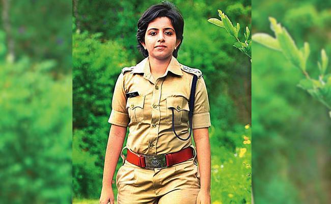 Merin Joseph Police Commissioner Special Story - Sakshi