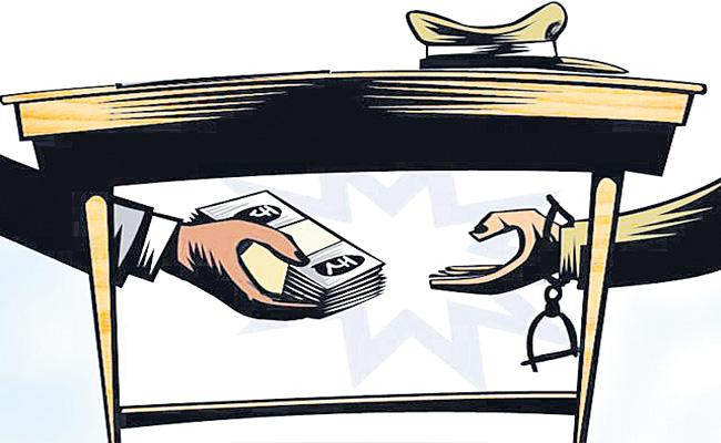 Balanagar SHO Corruption Special Story - Sakshi