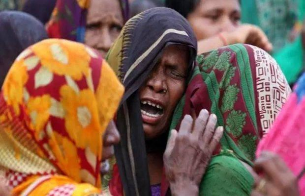 Sonbhadra Killings Key land transfer file of 1955 goes missing says report - Sakshi