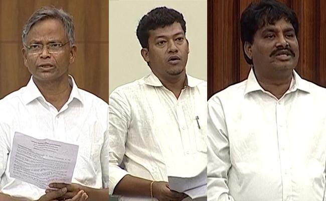 YS Jagan Mohan Reddy Taking Great Decisions, Says Varaprasad - Sakshi