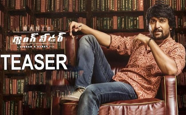 Nani's Gang Leader Teaser - Sakshi
