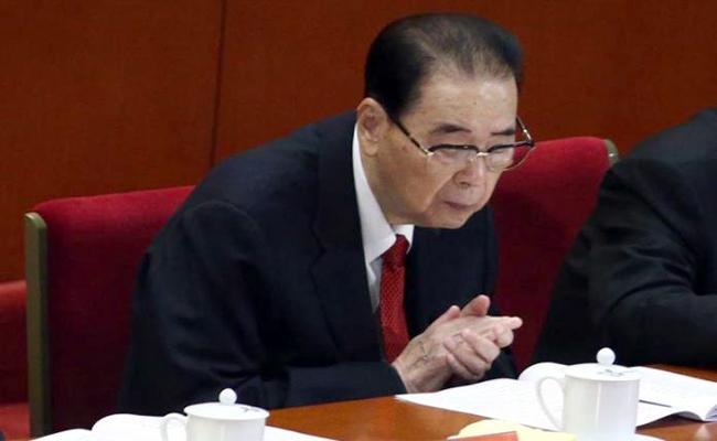 Former Chinese PM Li Peng Passes Away - Sakshi